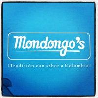 Photo taken at Mondongo's by Juan Sebastián E. on 6/16/2013