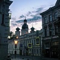 Снимок сделан в Музей Достоевского пользователем Dimk B. 5/30/2013