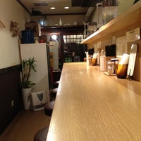 Photo taken at 麺屋 ぬかじ by kubochin on 11/17/2012