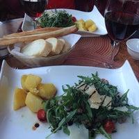 Photo taken at La Spezia ristorante by Кариша 💎 Б. on 8/20/2015