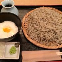 Photo taken at 手打蕎麦 松永 by nobu666 on 5/14/2014