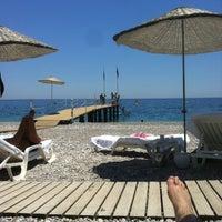 6/23/2013 tarihinde Çağlar D.ziyaretçi tarafından Hotel Su Beach'de çekilen fotoğraf