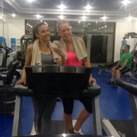 Photo taken at Turquoise fitness center by Lisa V. on 6/2/2015