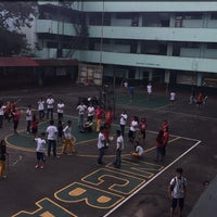 Photo taken at National College of Business and Arts (NCBA) by Edes C. on 1/9/2015