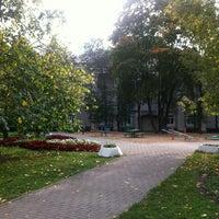 Снимок сделан в Щемиловский детский парк пользователем Ksenia I. 9/22/2012