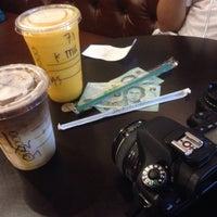 Photo taken at Starbucks by karnnichaa. on 1/10/2017