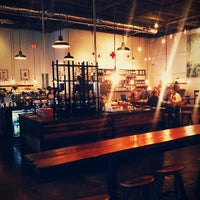 Photo taken at Barista Parlor by Jordan M. on 2/10/2013