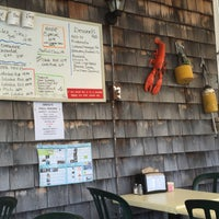 Photo taken at Geno's Chowder and Sandwich Shop by Don R. on 9/3/2016