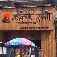 Photo taken at Konkani Rassa by Raj S. on 12/6/2012