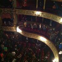 Photo taken at Théâtre du Gymnase by Steph B. on 4/22/2013