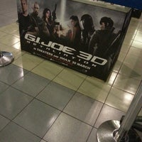 Photo taken at SM Cinema Megamall by Benedict D. on 3/31/2013