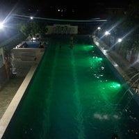 Photo taken at Villa Blue Oyster Bulacan by Benedict D. on 3/29/2013