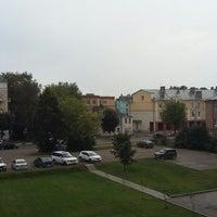 Снимок сделан в Гостиница Переславль пользователем Roxana V. 9/13/2017