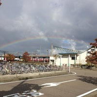 Photo taken at Higashi-Sanjo Station by Yutacar on 10/4/2012
