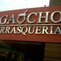 Foto scattata a O Gaucho Churrasqueria da Alex G. il 12/15/2012