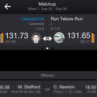 Photo taken at Yahoo! Sports by Leonardo D. on 9/10/2013