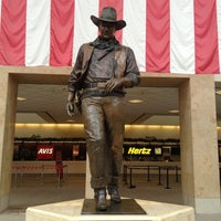 Photo taken at John Wayne Airport (SNA) by Craig on 12/14/2012