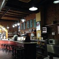 Photo taken at Café Sants by Zeynep O. on 2/21/2014