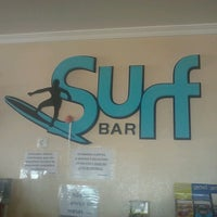Photo taken at Surf Bar by Daniel S. on 8/15/2013