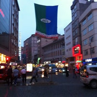 Photo taken at Rize Meydan by Emin S. on 5/25/2013