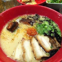 Photo taken at Ippudo by Godwin S. on 1/25/2013