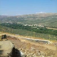 Photo taken at Hasbaya by Sahar M. on 10/14/2012