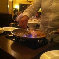 Photo taken at Palace Café by Alyssa O. on 2/10/2013