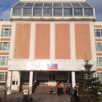Photo taken at Школа № 1329 (корпус 2) by MarIna S. on 4/22/2013