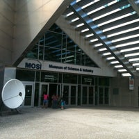 Photo taken at Museum of Science & Industry (MOSI) by Aaron B. on 1/21/2012