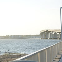 Photo taken at Howard S. Stainton Memorial Causeway by George W. on 6/1/2013