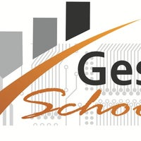 Photo taken at Gesti School by Alex G. on 6/15/2013