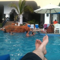 Photo taken at Hotel Royal Villas by Cesar Q. on 7/18/2013