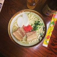 Photo taken at かつ亭 豊年 by Kohei M. on 4/12/2014