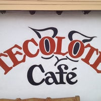 Photo taken at Tecolote Cafe by Chuck 'Duce' D. on 12/22/2012