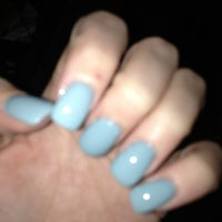 Photo taken at Fancy Nails by Abigaile W. on 1/16/2013