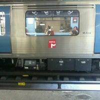 Photo taken at Metro Pontinha [AZ] by Antonio R. on 8/1/2013