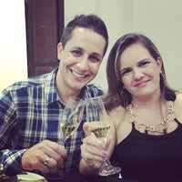 Photo taken at Espaço da Humildade Jana & Cris by Wanderson C. on 3/15/2014
