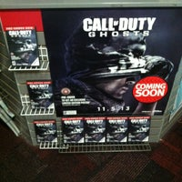 Photo taken at Gamestop by Amy H. on 5/8/2013