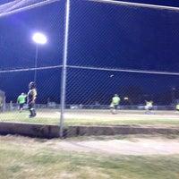 Photo taken at Kids Inc. Softball Felds by Jennifer S. on 9/10/2013