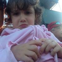 Photo taken at Kids Inc. Softball Felds by Jennifer S. on 5/12/2015