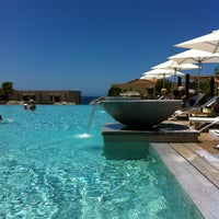 Photo taken at The Westin Resort, Costa Navarino by Popi ⛔ on 6/25/2013