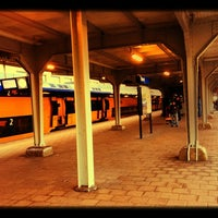 Photo taken at Station Sittard by Raphael J. on 10/3/2012