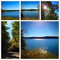 Photo taken at Eagle Creek Park by Dee A. on 9/21/2015