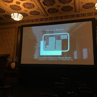 Photo taken at Peabody Lounge at Peabody Opera House by Craig L. on 9/29/2017