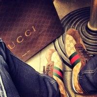 Снимок сделан в Gucci пользователем Удален У. 9/4/2014