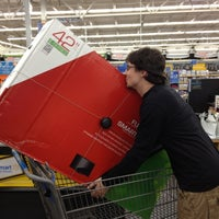 Photo taken at Walmart by Sophia R. on 10/26/2012
