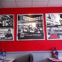 Photo taken at Steak 'n Shake by Ariel S. on 7/6/2014