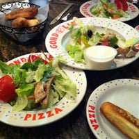 Photo taken at Gondolier Pizza by Ronald S. on 10/16/2012
