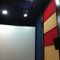 Photo taken at Moviecom Cinemas by 🔥Aline M. on 2/10/2013