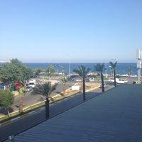 6/24/2013 tarihinde Murat B.ziyaretçi tarafından Say Coiffeur'de çekilen fotoğraf
